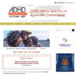 ADHDAwarenessMonth.org